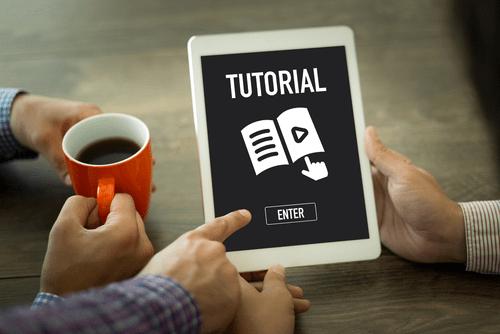 help desk - tutorials