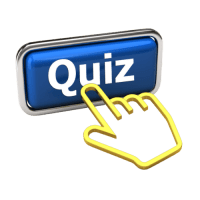 Yellow Finger on Blue Quiz No Background 500 x 500