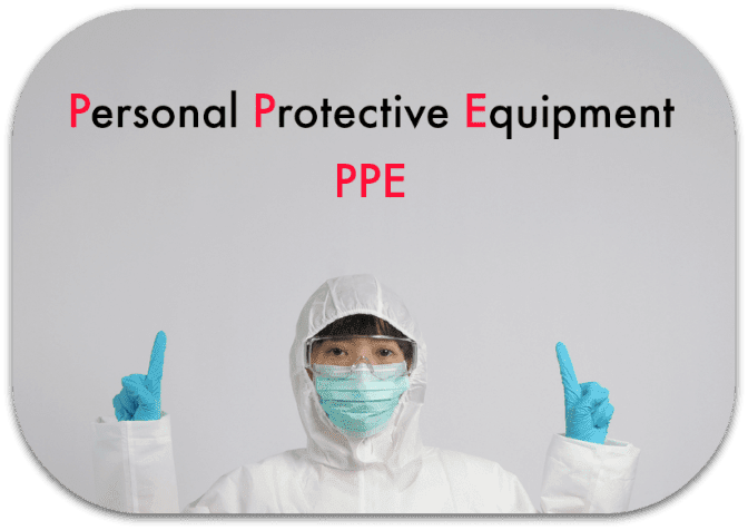 Purpose of PPE - Personal Protective Equipment