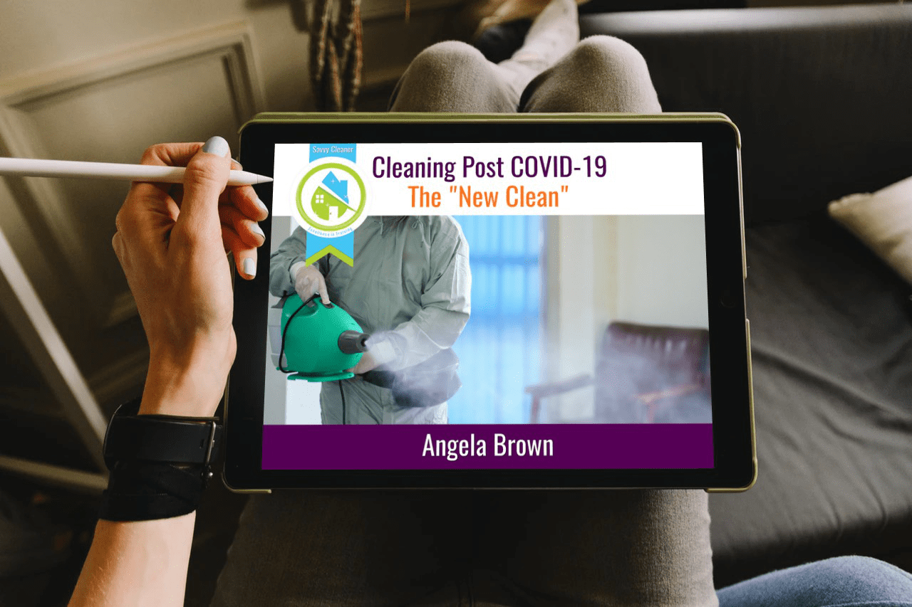 The New Clean Post COVID-19 on Tablet