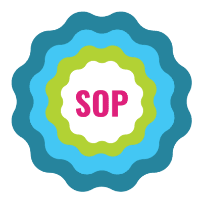 SOP - Standard Operating Procedures, Savvy Cleaner Training