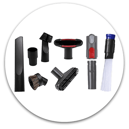 Vacuum Attachments, Equipment and Cleaning