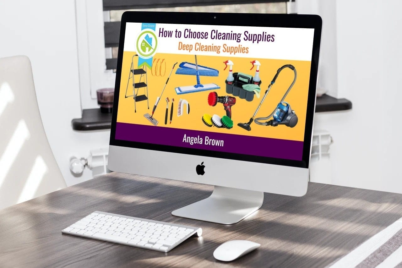 What is a Deep Clean - Choose Cleaning Supplies, Savvy Cleaner
