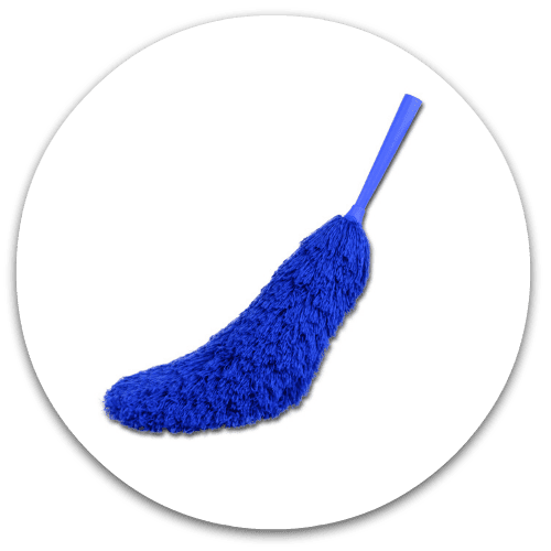 Microfiber Flexible Fluffy Duster