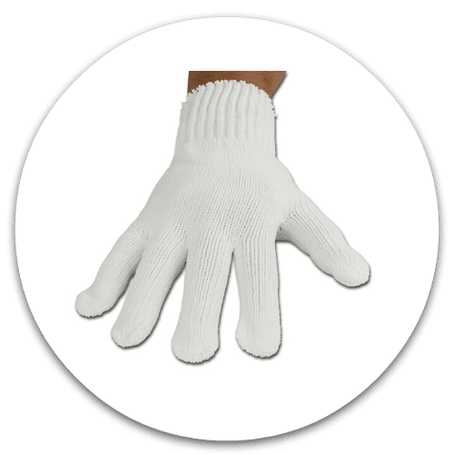 Microfiber Gloves for Dusting