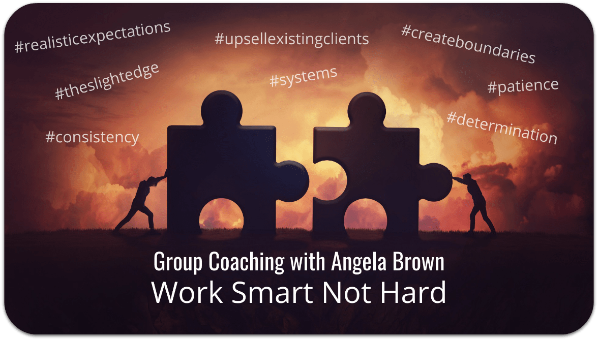 Group Coaching with Angela Brown M