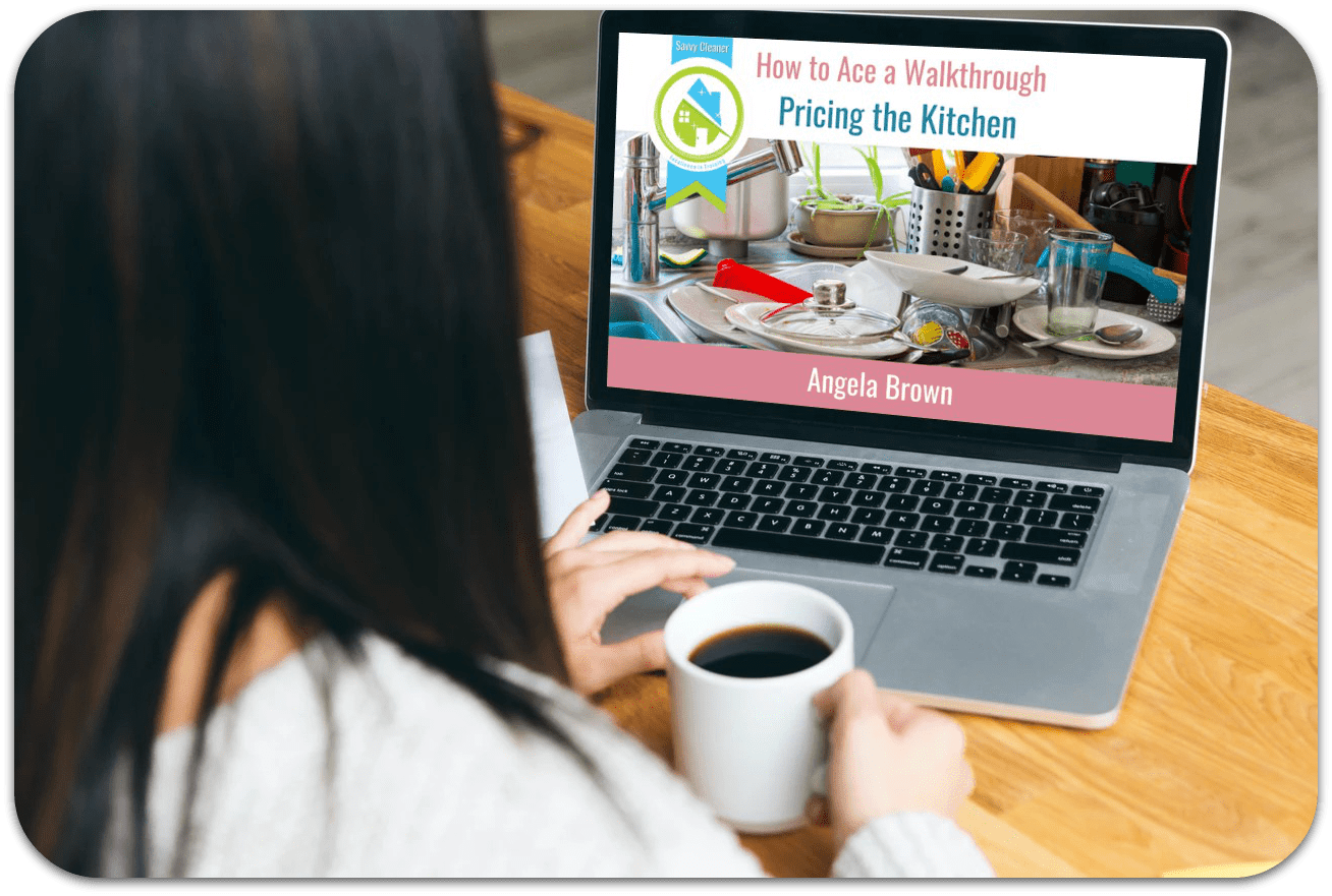Kitchen, Ace a Walkthrough, Savvy Cleaner Training