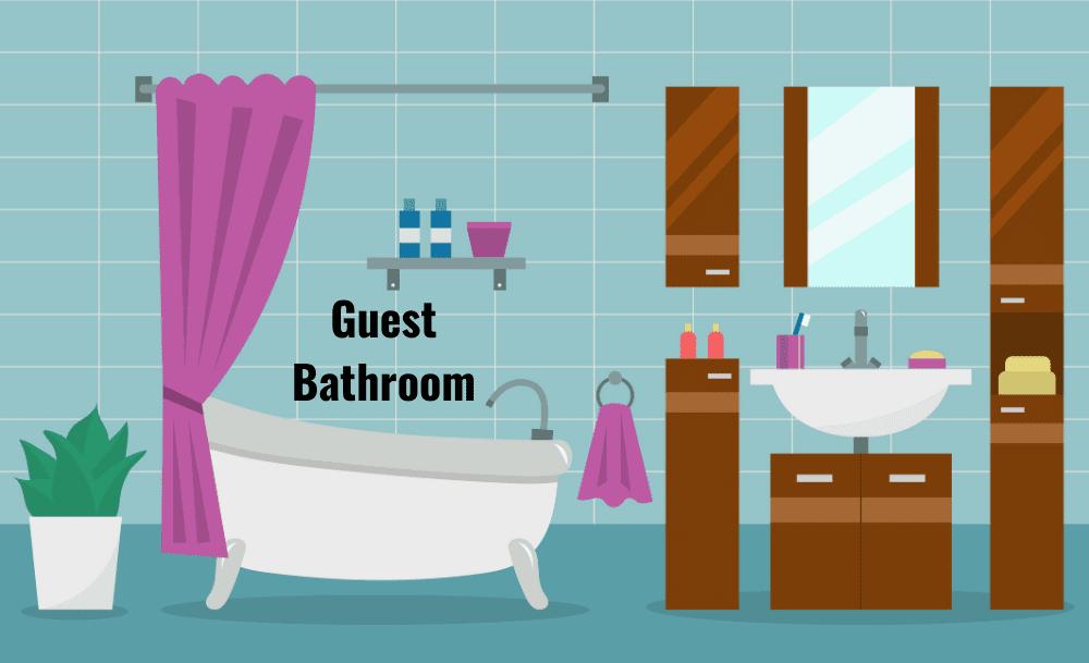 Bathrooms Guest Bathroom
