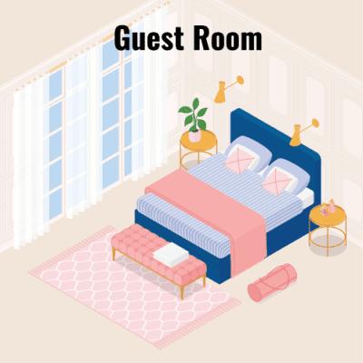 Bedrooms Guest Room