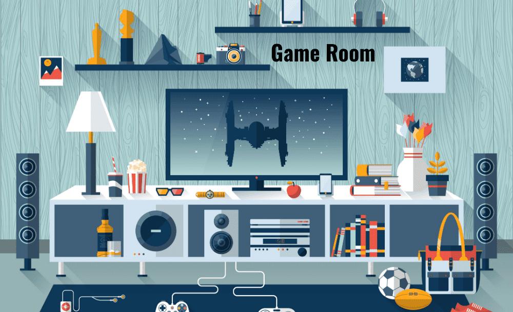 Bonus Room Game Room