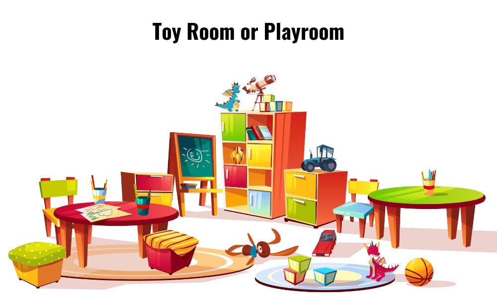 Bonus Room Playroom