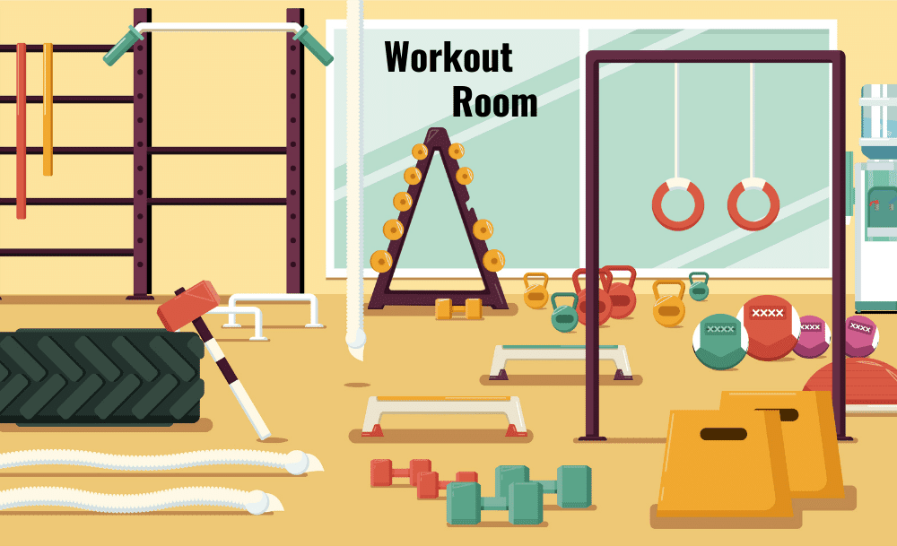 Bonus Room Workout Room