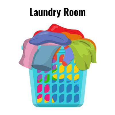 Common Areas Laundry Room
