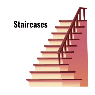 Common Areas Staircases
