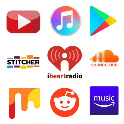 Podcast Broadcast Apps 2021