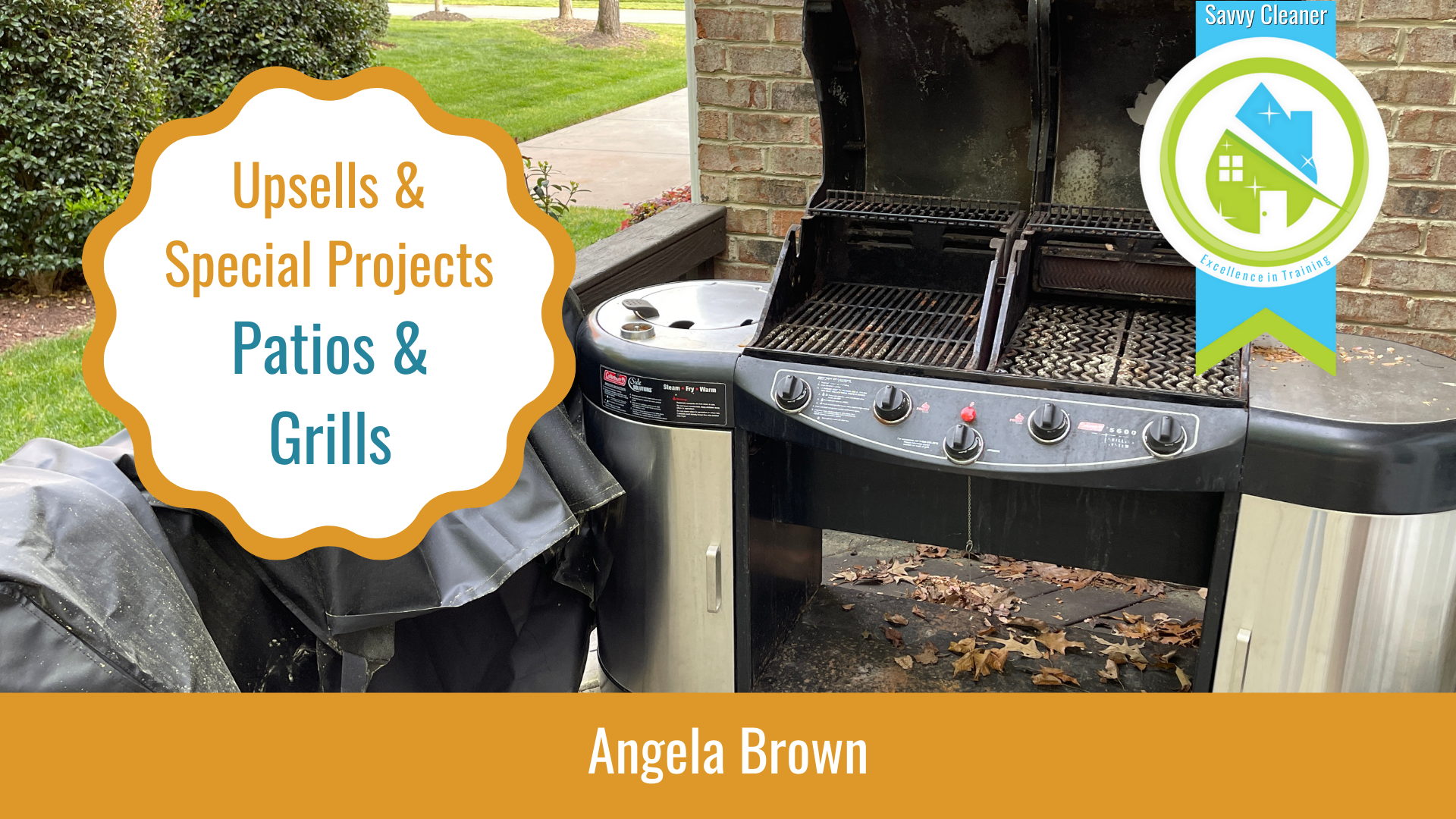 Upsells and Special Projects Patios and Grills