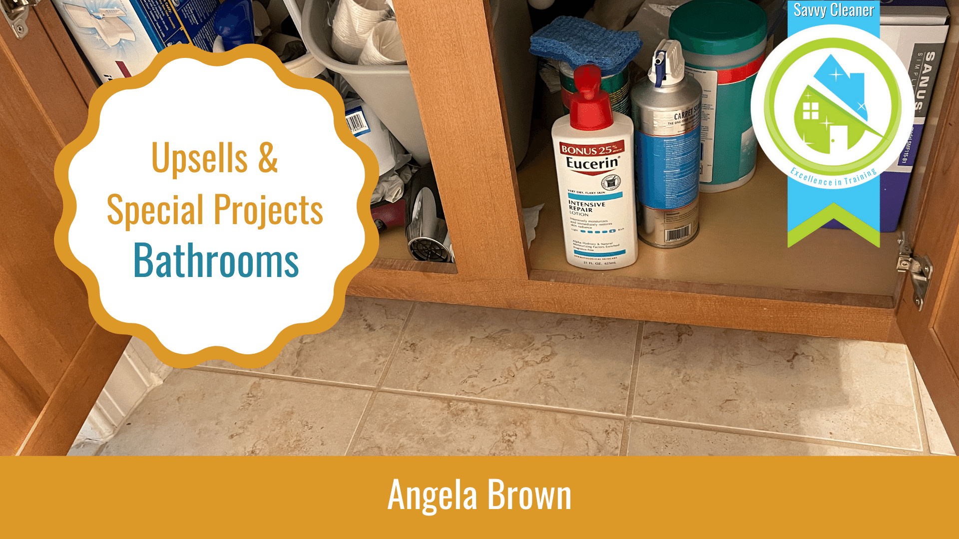 Upsells and Special Projects Bathroom Packages