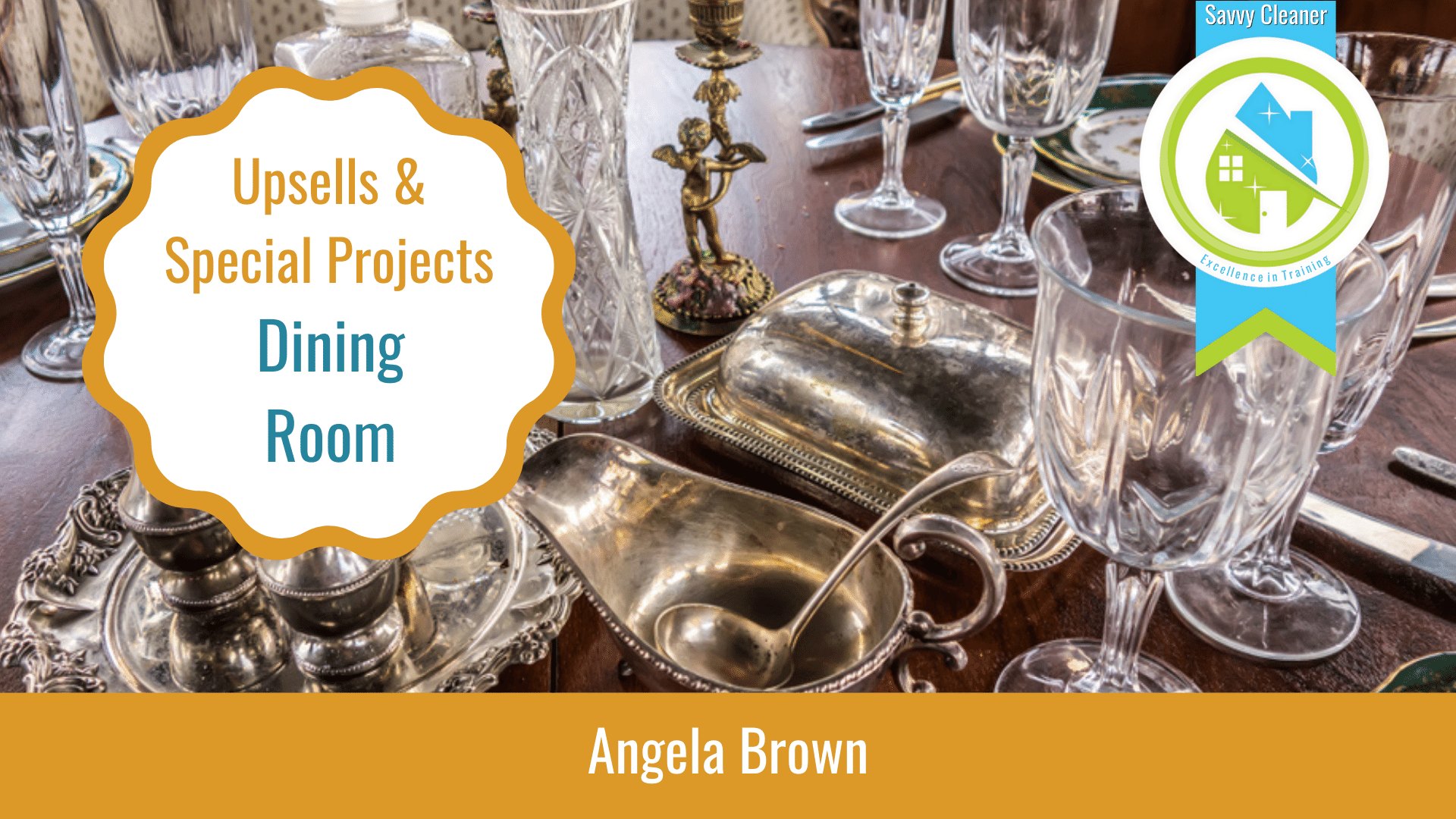 Upsells and Special Projects Dining Room Packages