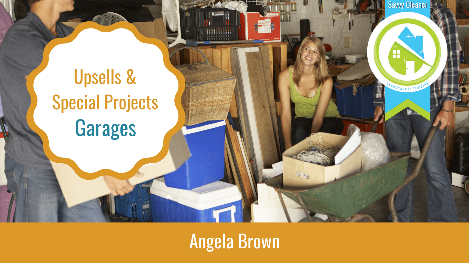 Upsells and Special Projects Garage Package