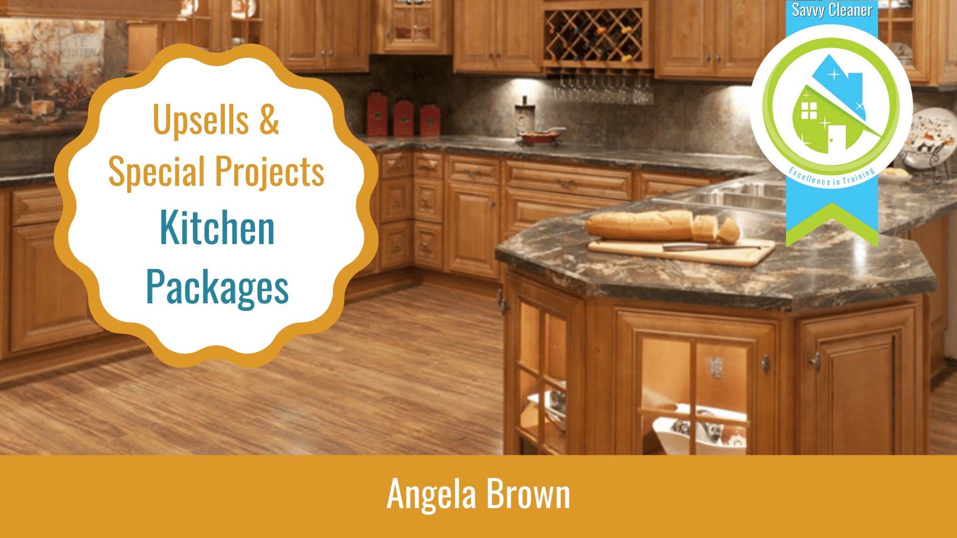 Upsells and Special Projects Kitchen Packages