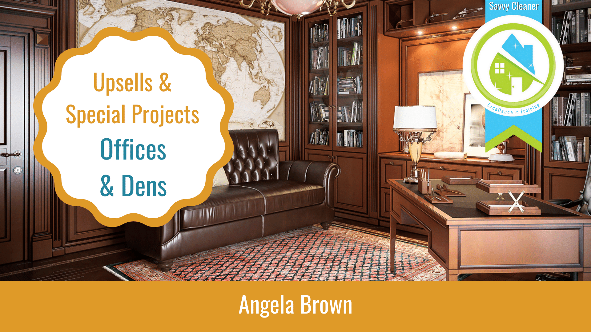 Upsells and Special Projects Office and Den Packages