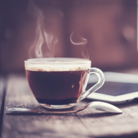 Memorable Moments Hot Coffee