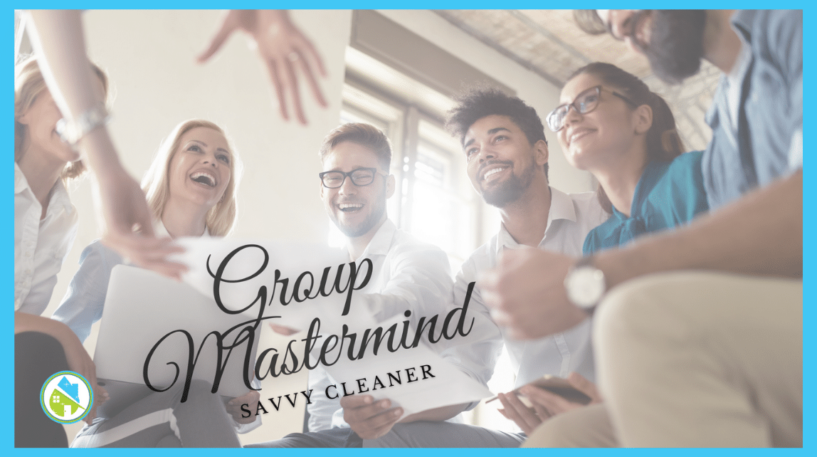 Group Mastermind with Angela Brown Savvy Cleaner Training 10-06-2021