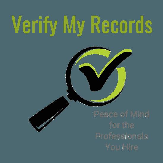 Verify My Records Smartphone 550 x 550