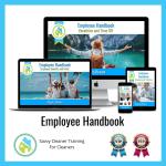 05 Employee Handbook Savvy Cleaner Training Angela Brown