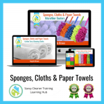 10_Sponges, Cloths and Paper Towels