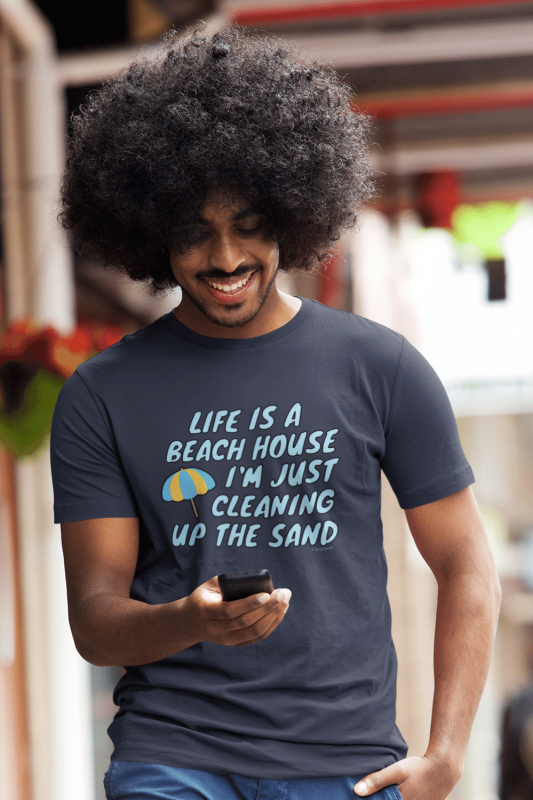 Beach House Savvy Cleaner Funny Cleaning Shirts Standard T-Shirt