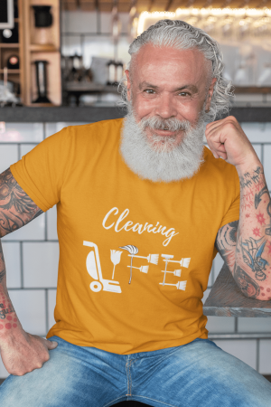 Cleaning Life Savvy Cleaner Funny Cleaning Shirt Classic T-Shirt