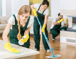 Cleaning Technicians (2)