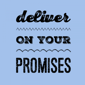Deliver On Your Promises Savvy Cleaner Training