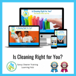 Is Cleaning Right for You - Savvy Cleaner Training Course