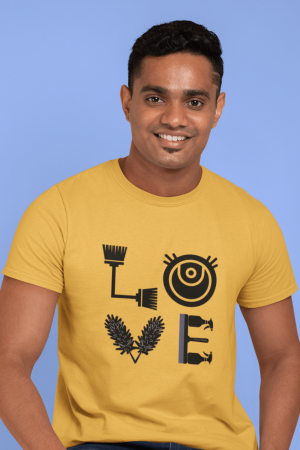 Love Cleaning Supplies Savvy Cleaner Funny Cleaning Shirts Premium Tee