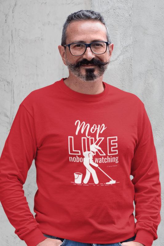 https://funnycleaningshirts.com/mop-like-nobodys-watching/