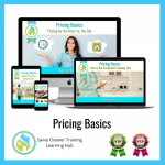 Pricing Basics - Savvy Cleaner Training Course