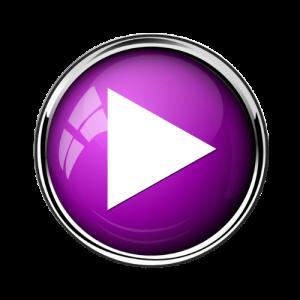 Purple Video Button 1