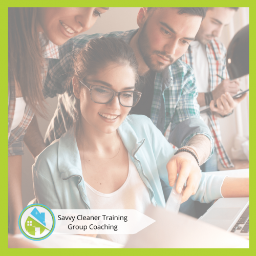 Savvy Cleaner Group Coaching 18