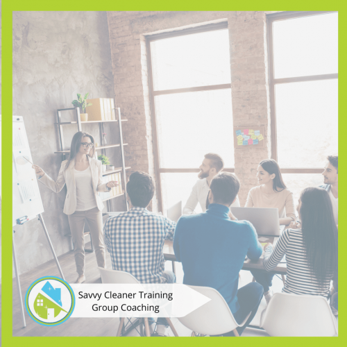 Savvy Cleaner Group Coaching 26