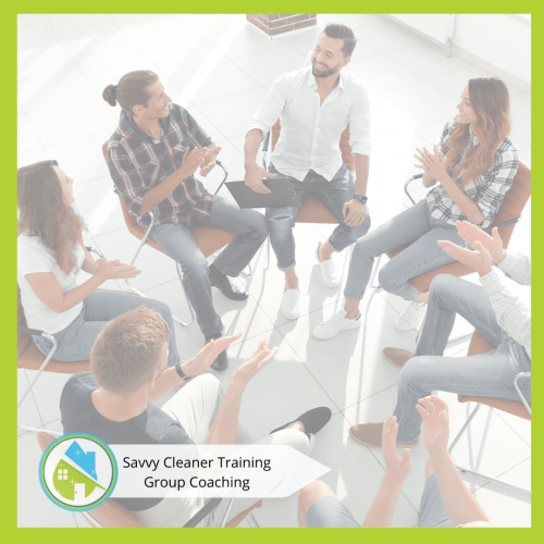 Savvy Cleaner Group Coaching 27