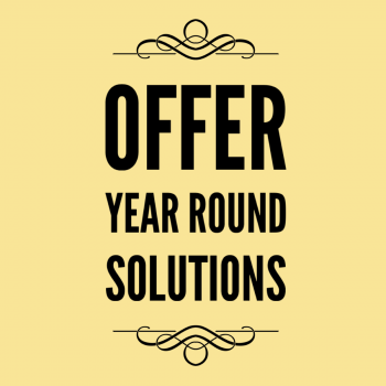 Savvy Cleaner Sayings Offer Year Round Solutions