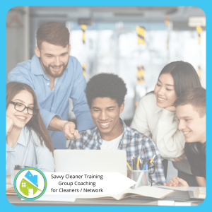 Savvy Cleaner Training Group Mastermind 9-08-2021