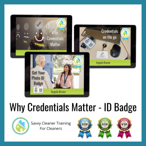 Why Credentials Matter Savvy Cleaner Training
