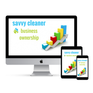 Savvy Cleaner Business Ownership