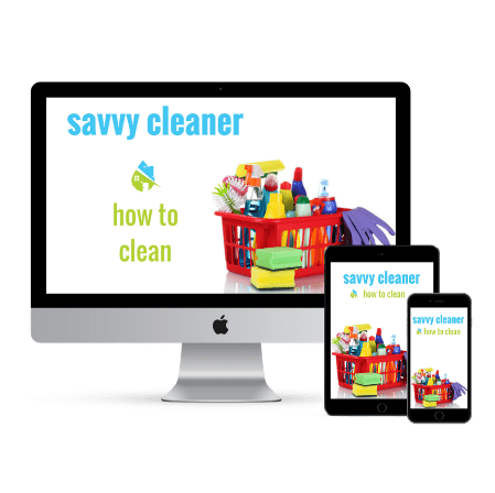 Savvy Cleaner How to Clean