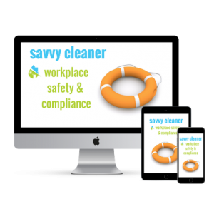 Savvy Cleaner Safety Compliance