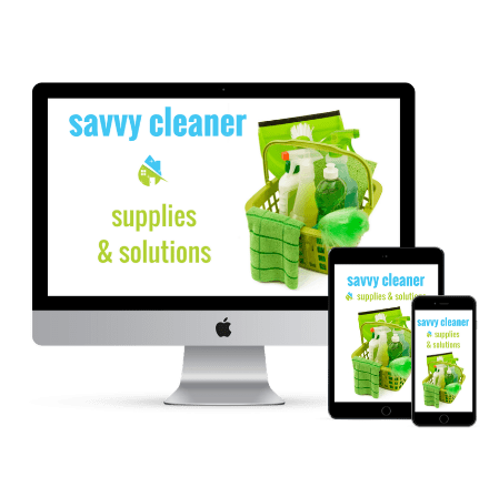 Savvy Cleaner Supplies & Solutions