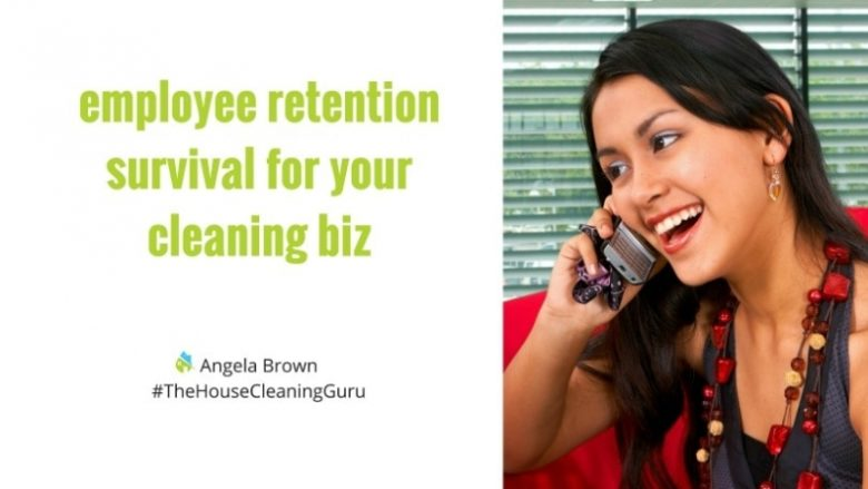 Employee Retention for Cleaning Companies